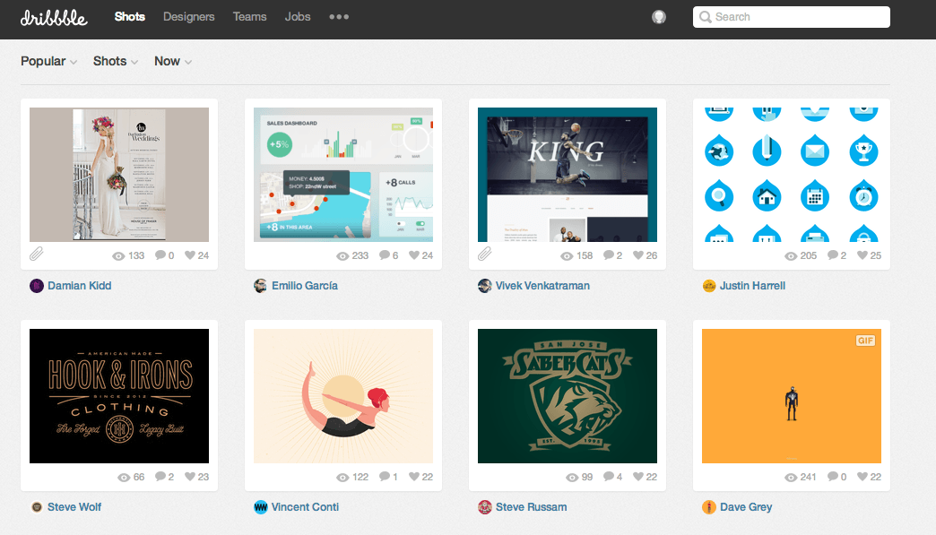 dribbble-design-inspiration
